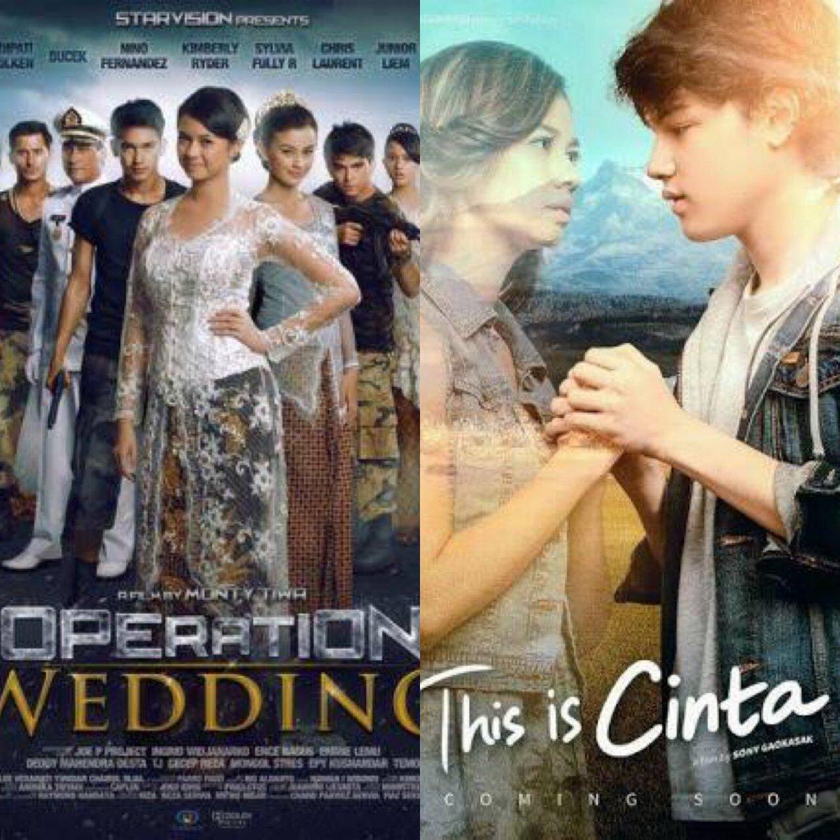 Kutipan film operation wedding
