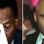 Pele's son returns to prison