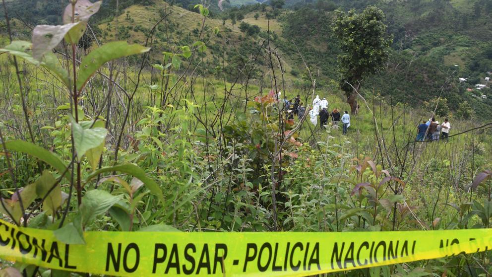Encuentran el cadáver descuartizado de un bebé de 15 días en Honduras https://t.co/pXjcRLglIG https://t.co/BIV1wsqxIB
