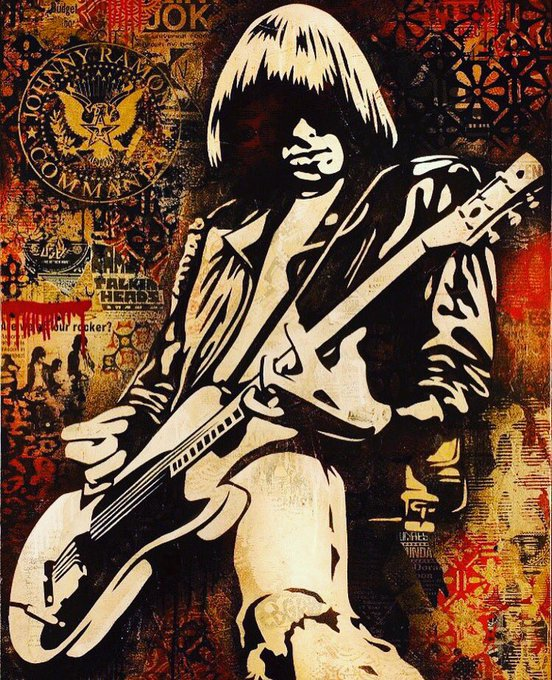 #JOHNNYRAMONE Hollywoodforever Tribute tonight! @lindaramone #partyon https://t.co/ewwgRvHmHb