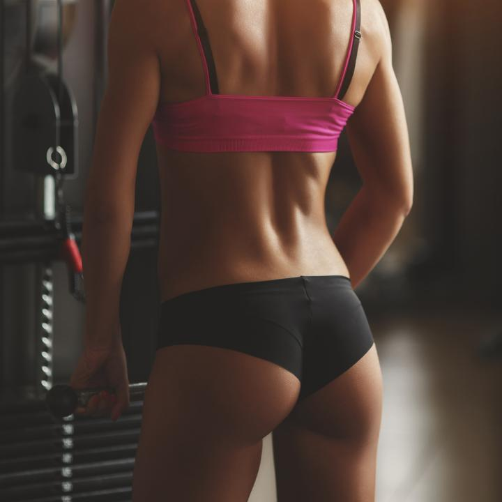 Baby Got Back: The 15-Minute Workout for a Sexy, Toned Back