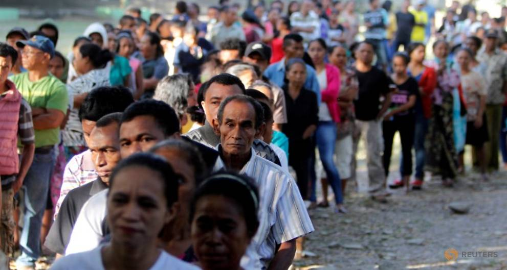 Fretilin, CNRT lead East Timor's parliamentary poll; coalition eyed