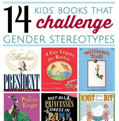test Twitter Media - 14 CHILDREN'S BOOKS THAT CHALLENGE GENDER STEREOTYPES: #SEL https://t.co/mI306DTXoF https://t.co/DVu0m8j9po