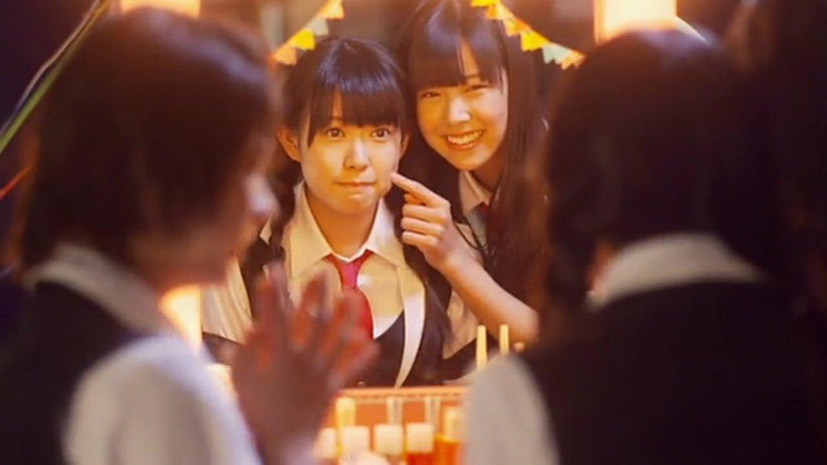 この美瑠が美優紀ちゃんのほっぺたつんつんしてるところ萌え死ぬ_:(´ཀ`」 ∠):なにこの可愛すぎる生き物達_:(´ཀ`