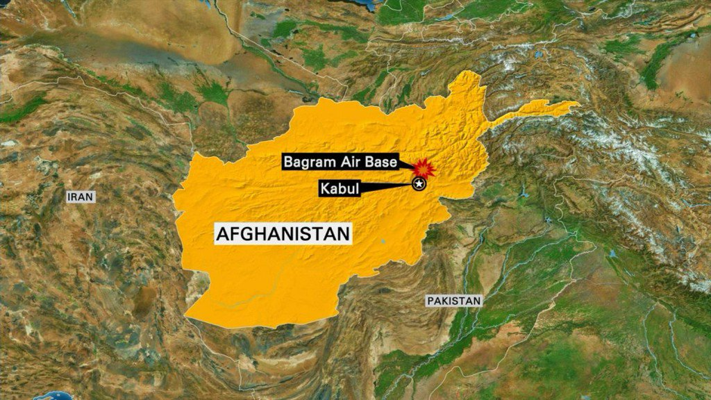 Friendly fire strike by US kills 16 Afghan police, officials say