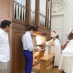 Church receives 1,050 pipe organ to celebrate 200th anniversary