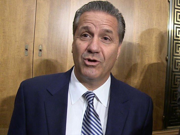 John Calipari Says He'd Love To See A Kentucky Super Team In The NBA