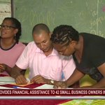 42 SMALL BUSINESSES IN LAUDAT RECEIVE FINANCIAL ASSISTANCE JULY 19 - Dauer: 26 Minuten