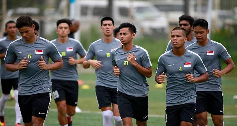 Singapore beats Brunei 4-1 in AFC U-23 qualifiers