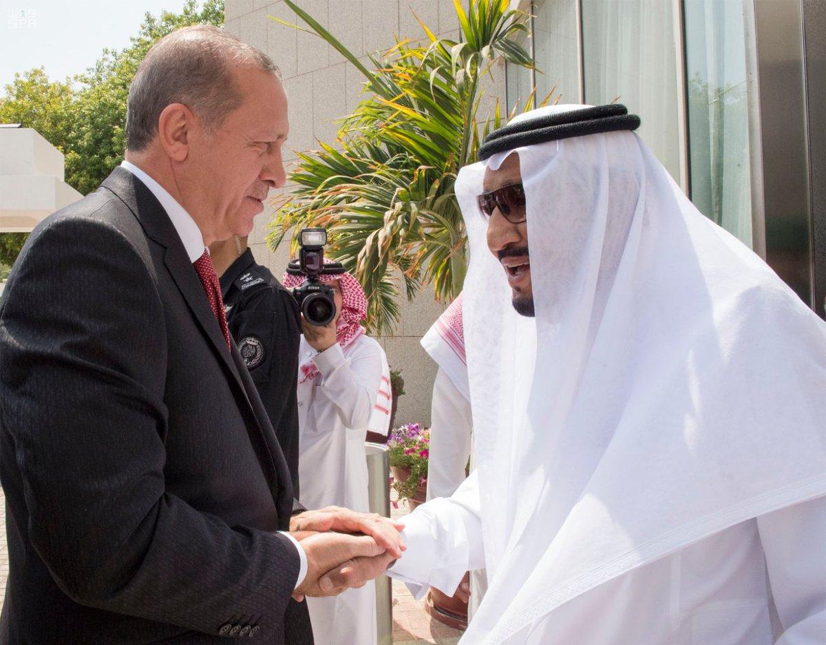 test Twitter Media - #Erdogan meets with Saudi #KingSalman as part of #QatarCrisis mediation efforts https://t.co/l0noeSIX9a https://t.co/8hQSZZEzeI