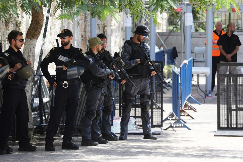 test Twitter Media - Israel says Jerusalem mosque metal detectors to stay, may be reduced https://t.co/uoKuO7gG1w https://t.co/hweD7Buhxo