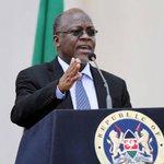 President Magufuli threatens to shut mines if firms delay tax talks