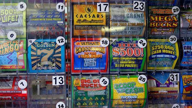 Man sues California Lottery for not honoring winning $5M Scratcher