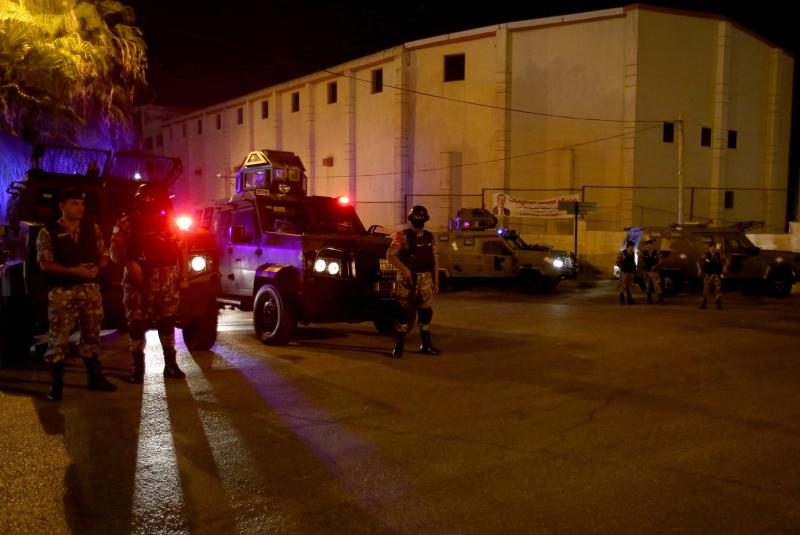 One dead in shooting incident at Israeli embassy in Jordan - security source