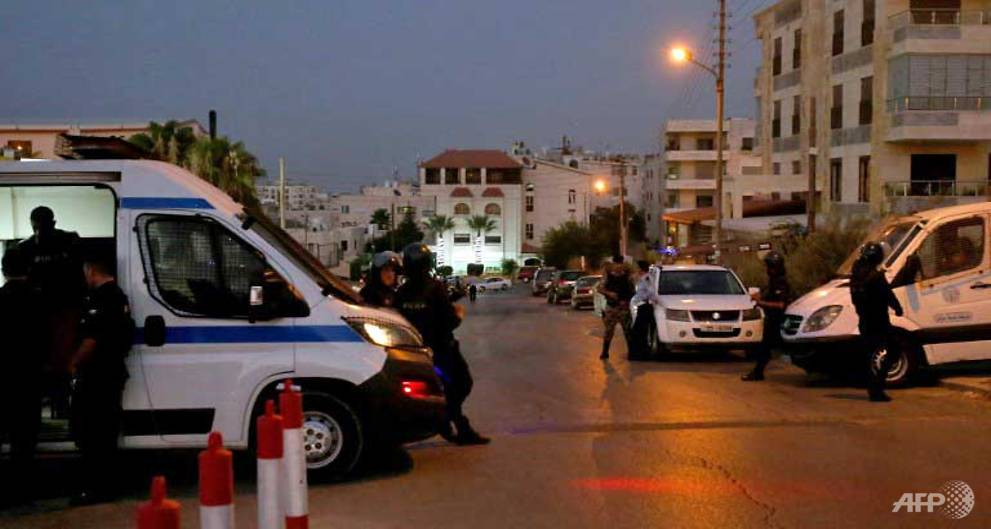 Israel under pressure over holy site, shooting at Amman embassy