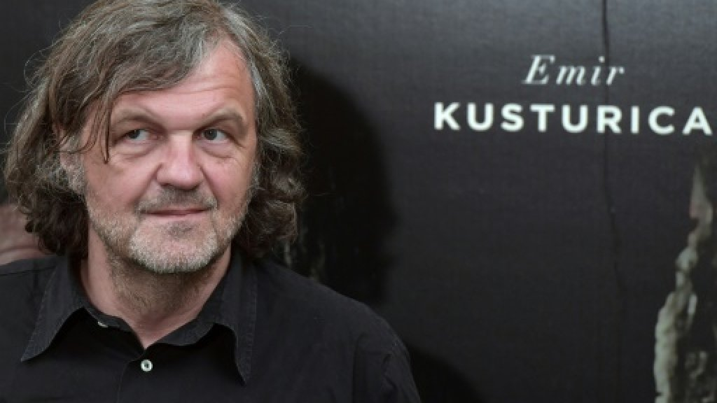 Film director Emir Kusturica visits Moscow-annexed Crimea