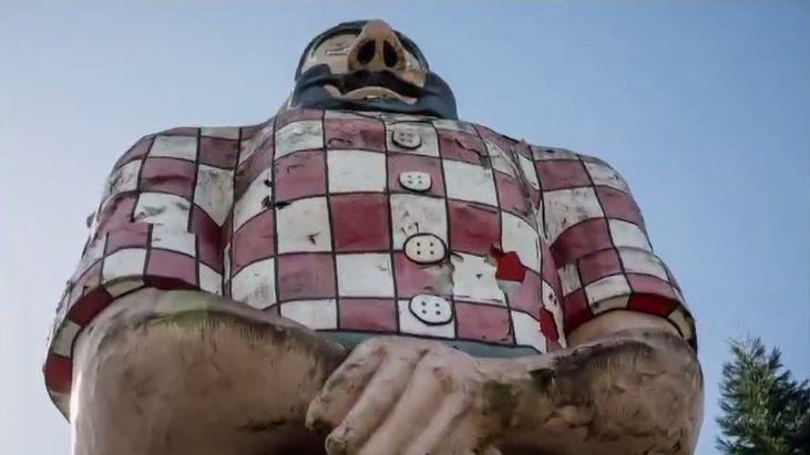 Restoration of Portland's iconic Paul Bunyan statue set to begin