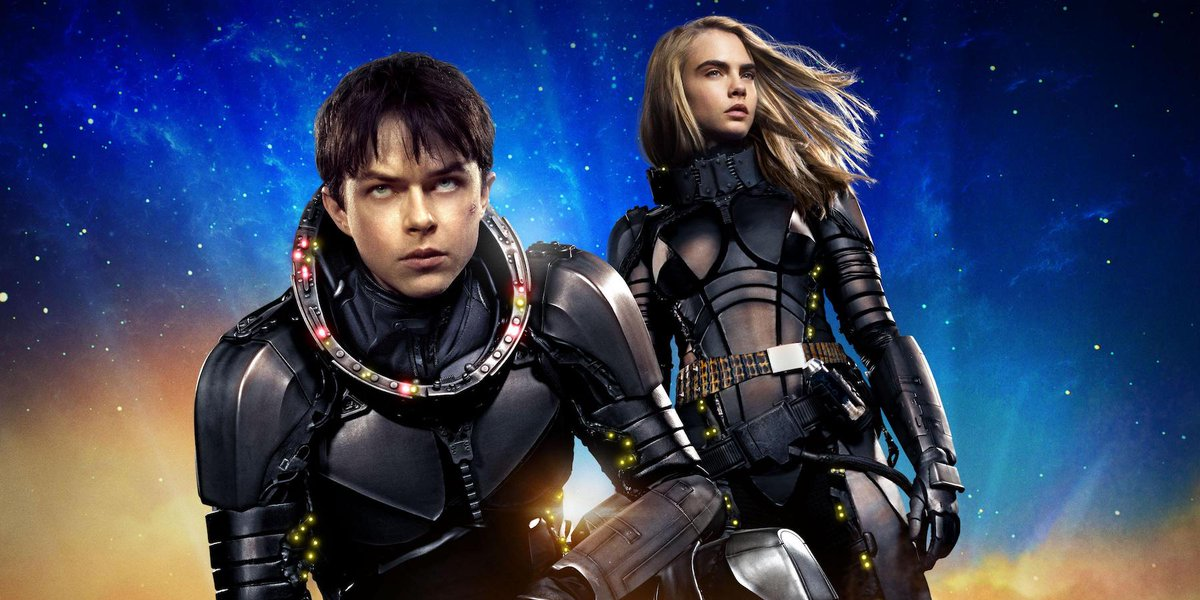 Is 'Valerian and the City of a Thousand Planets' worth seeing?