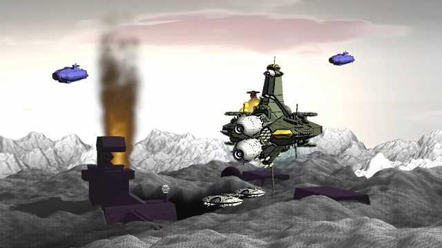 帝星ガトランティス、銀河征服②【ルビコン号追跡―ボラー連邦篇】  #sm31625417 #ニコニコ動画ボラー篇、ついに