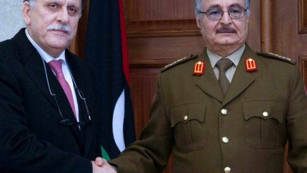 Libya's rival leaders due in Paris for talks: report