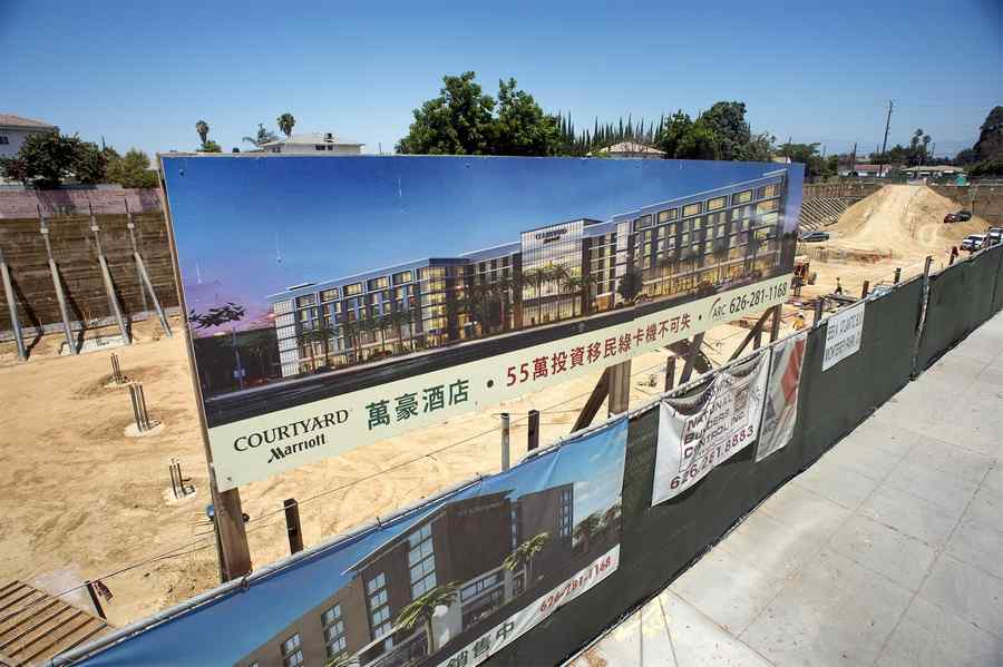 4 new San Gabriel Valley hotels set their sights on Chinese tourists