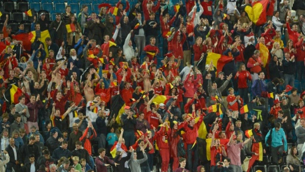 Goal blitz helps Belgium hammer Germany in Hockey World League final