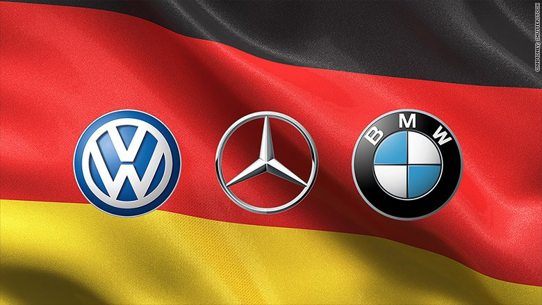 """Made in Germany"" faces new test as antitrust claims are leveled at automakers"