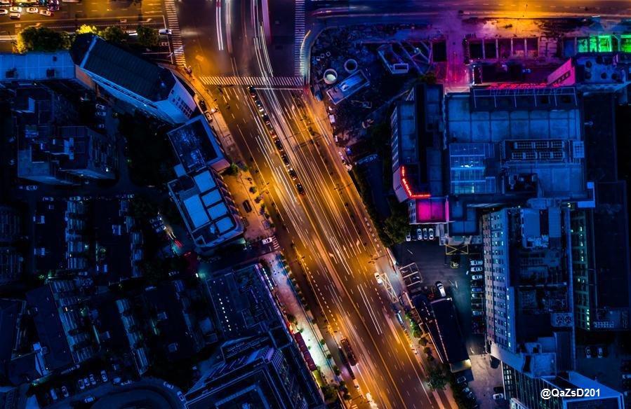 المناظر الليلية #هانغتشو