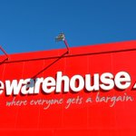 Warehouse to sell financial services unit