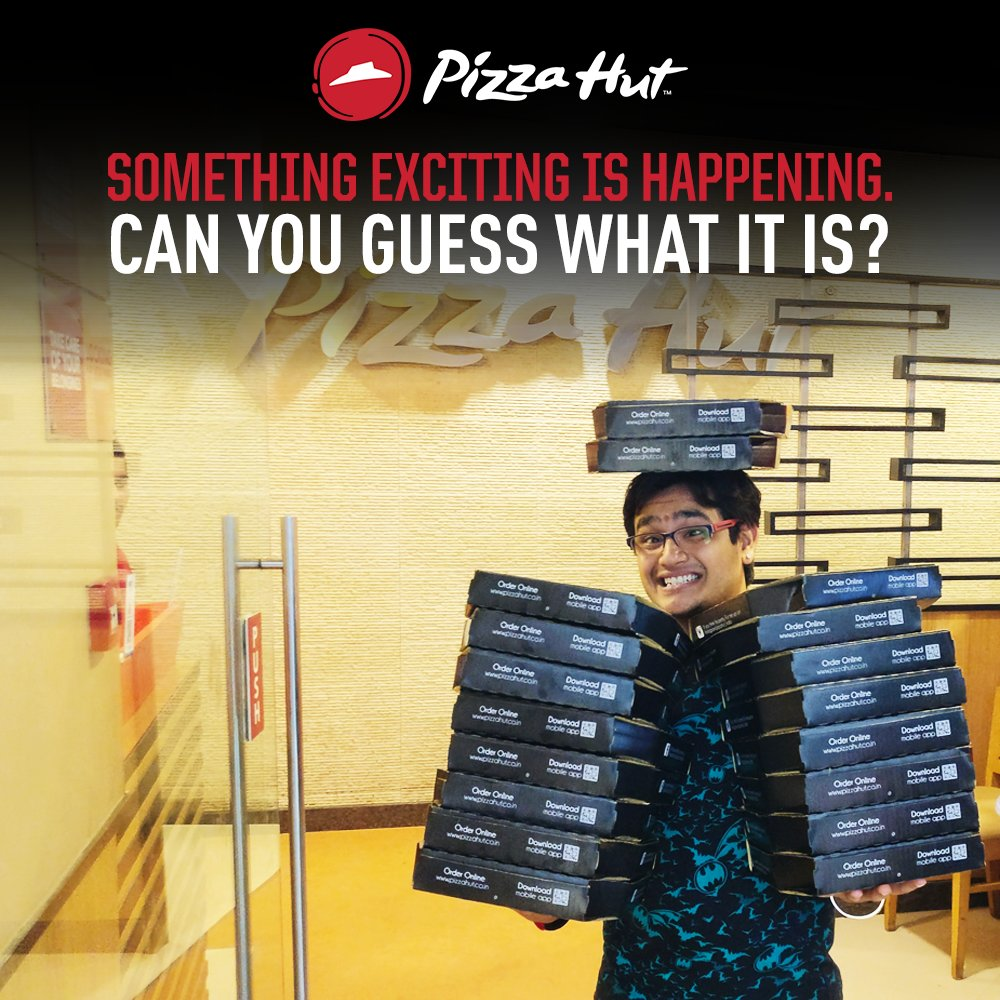 What is going on at Pizza Hut Stay tuned to know because it promises to make you go ThatsSoWOW https t.co KHl8SYCzeF