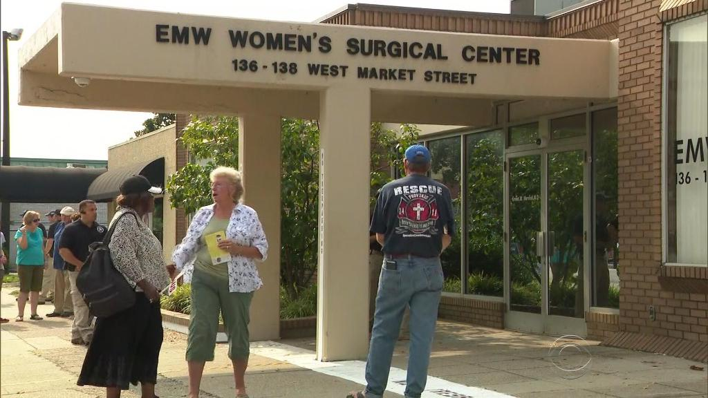 Christian group tries to shut down Kentucky's last abortion clinic