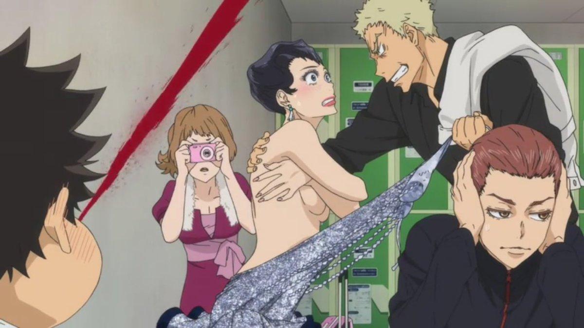 兵藤くんがイケメンすぎるよ~かっこいいよ~~まつげ〜〜仙石さんのしずくちゃんひん剥いてるとこ最高😂仙石さんもすきです#ボ