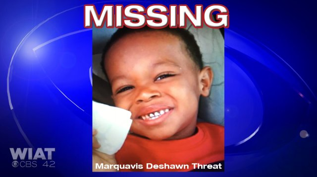 2-year-old boy goes missing after wedding reception