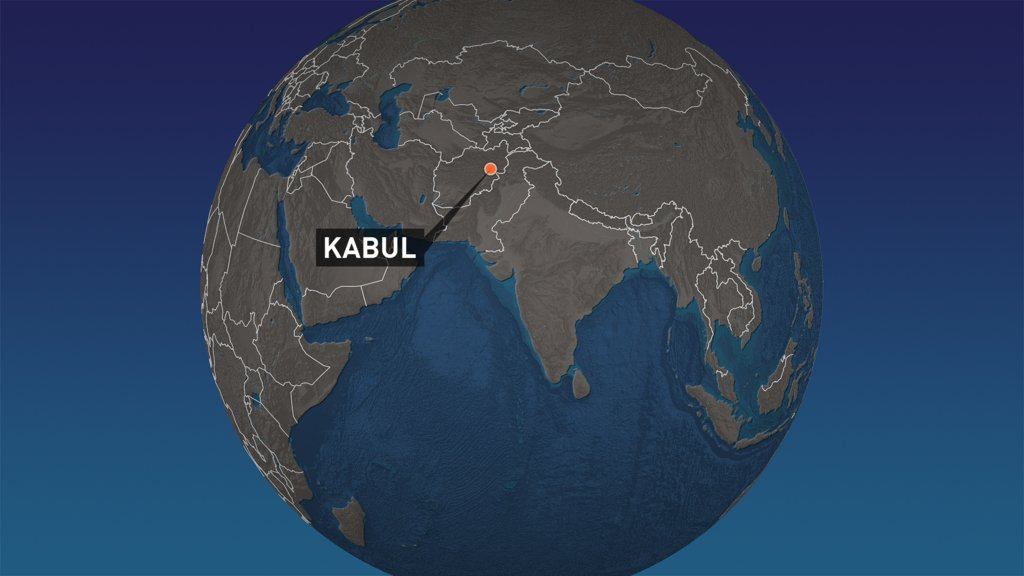 Official: Suicide attack kills 2 in west Kabul