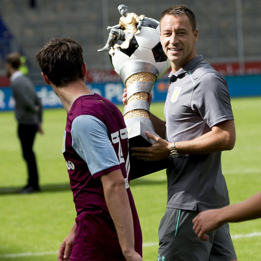 Has John Terry Just Won The Biggest Trophy Of His Career