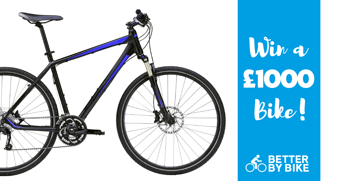 test Twitter Media - Help encourage others to cycle & be in with the chance to win a bike worth £1000. Find out how you can enter here: https://t.co/o7dz4C1YLJ https://t.co/sB6Jx5hJNe