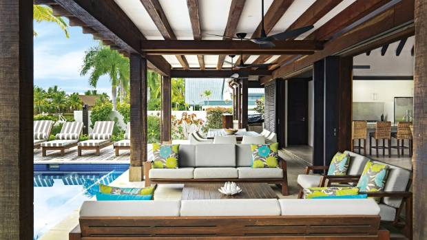 House of the week: Kiwi's Fiji escape