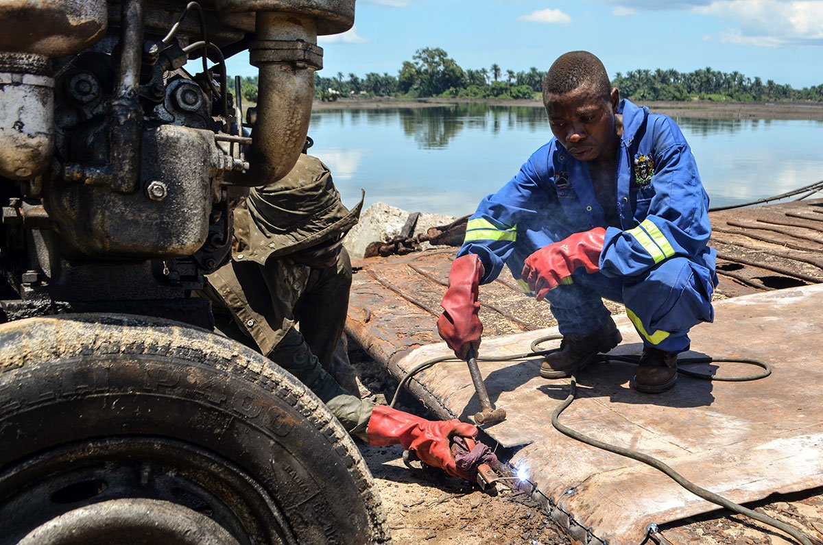 What are the long-term effects of oil spills in Bodo, Nigeria?