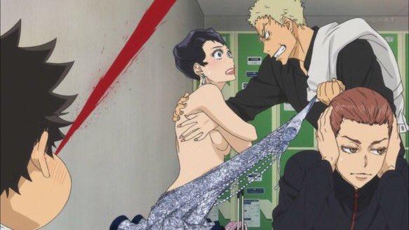 仙石さん捕まれ!! #ballroom_anime