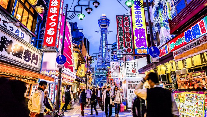 @TheEconomist: Osaka can seem overwhelming to visitors, so what would the locals recommend? https://t.co/sRmiRWukW9