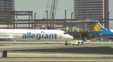 """It's ridiculous,"" Oklahoma City Allegiant passengers stranded in LasVegas"