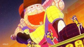 毎週月曜、テレビ東京にて「おそ松さん」第1期シリーズが再放送中!本日深夜2時05分からは、第17話「十四松まつり」ほかが