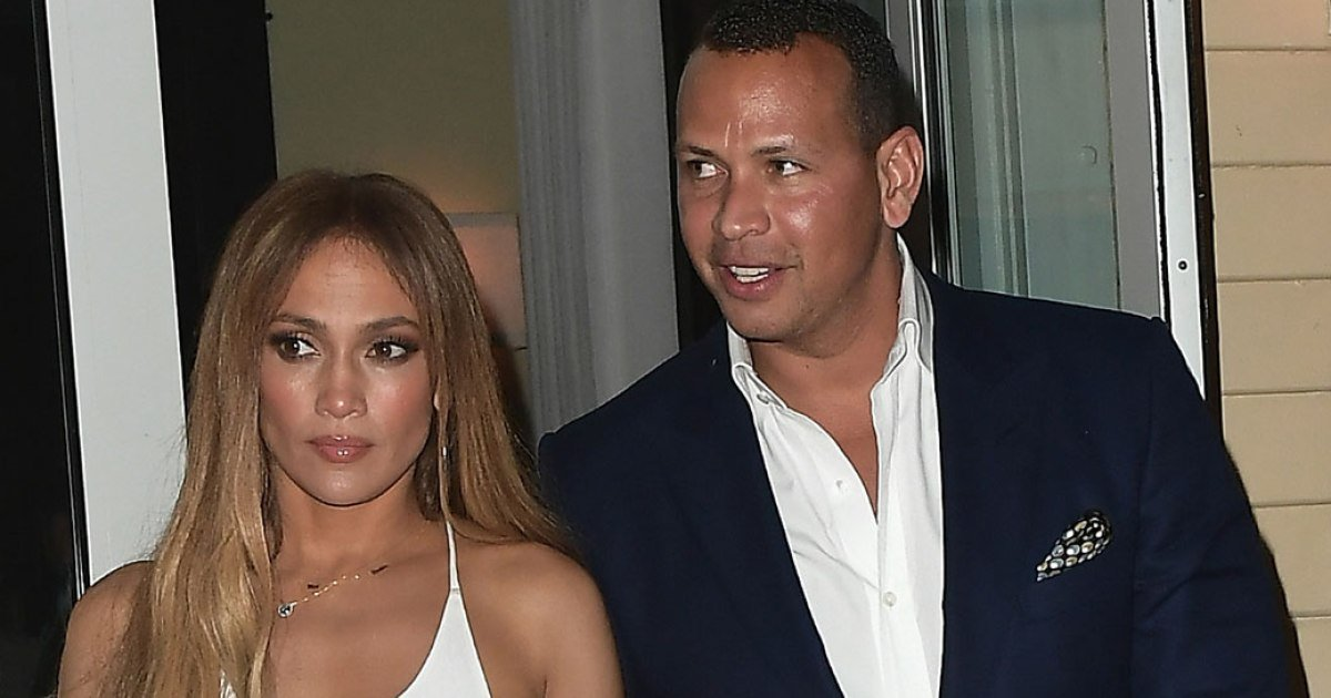 Jennifer Lopez and Alex Rodriguez Continue Their Joint Birthday Weekend with Romantic DinnerDate