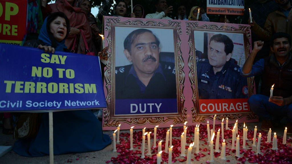 Deadly suicide bombing strikes Pakistan's Lahore