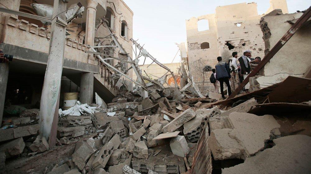 Saudi Arabia's terrorism is killing people in Yemen, says @hrw