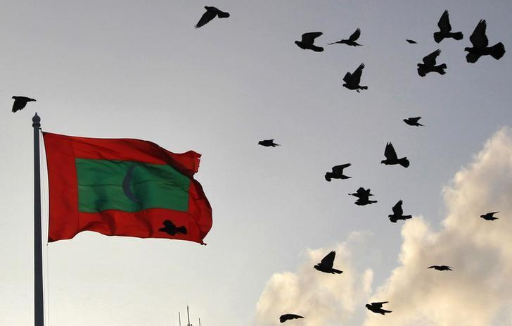 Maldives opposition says blocked from entering parliament for impeachment vote