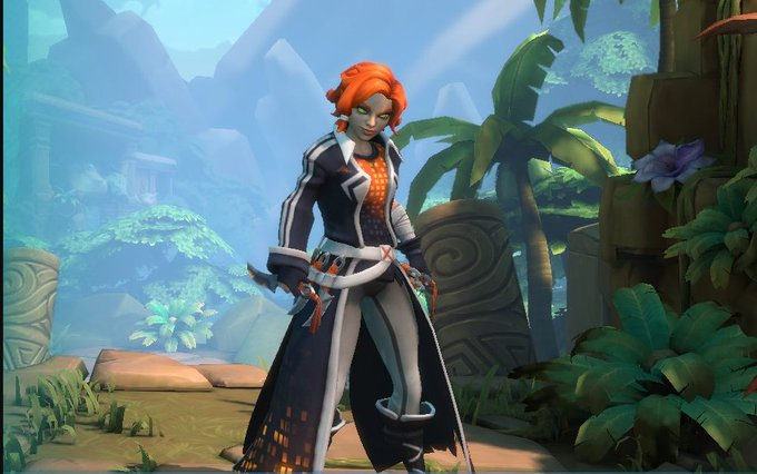 [Exclusive] Dreamhack Maeve for Paladins!