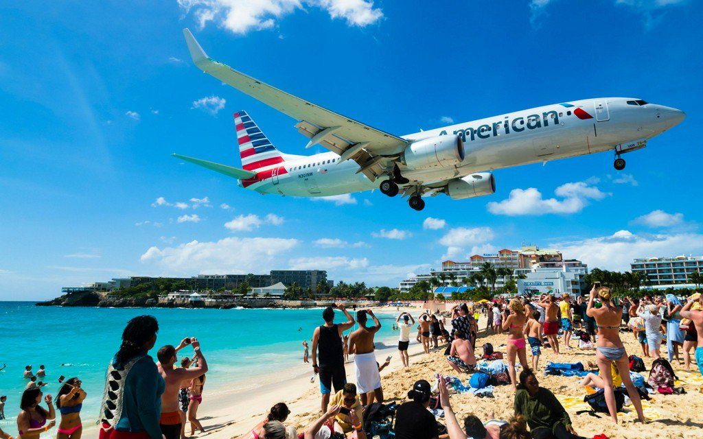This Famous Plane Spotting Beach Is Making Changes After Tourist's Death