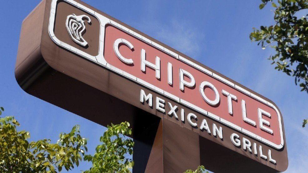 Health Dept.: 135 ill after eating at Va. Chipotle, 2 test positive for norovirus