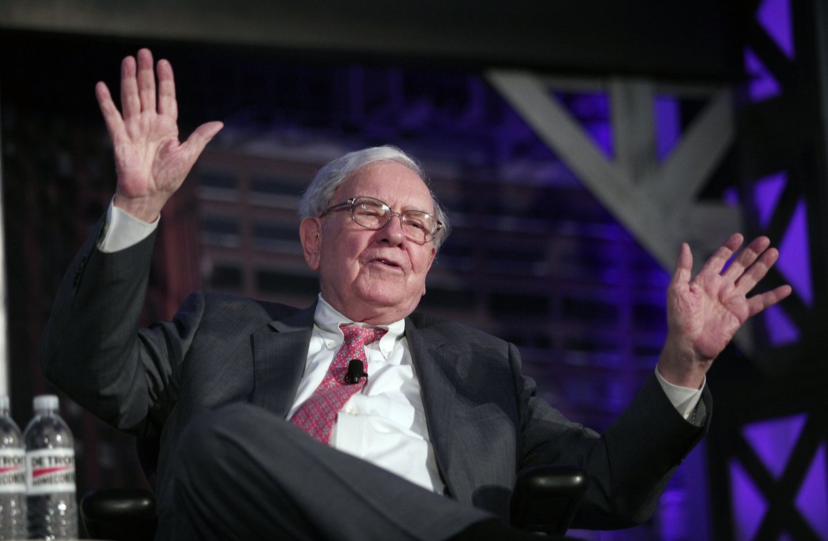 Buffett's Berkshire Hathaway amasses a Western energy force